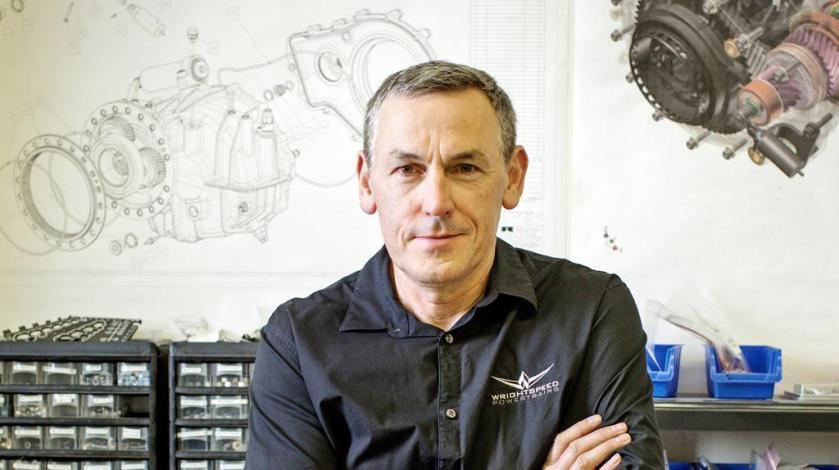 Ian Wright, WrightSpeed