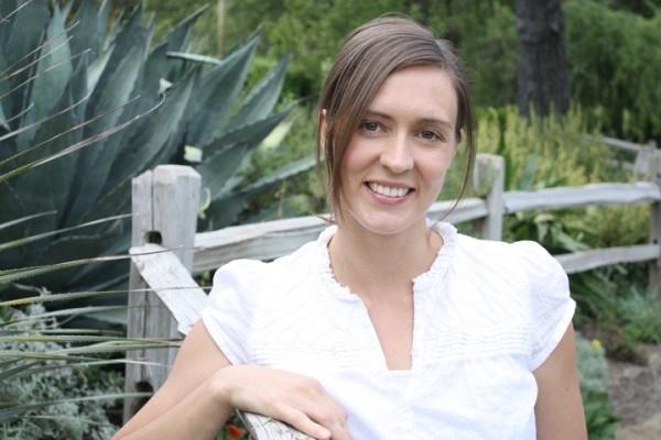 Vanessa Diffenbaugh, author of The Language of Flowers