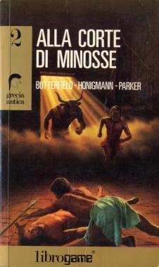 Alla corte di Minosse, di John Butterfield, David Honigmann e Philip Parker, traduzione di Flavio Gregori