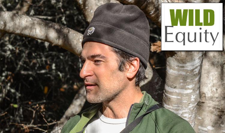 Brent Plater, fondatore di WildEquity Institute