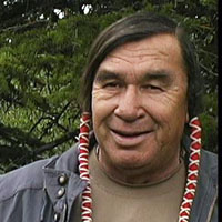 Clarence Curly Bear (1944-2009)