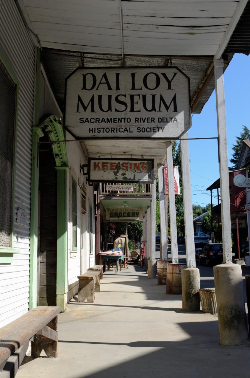 Day Loi Museum, Locke, CA
