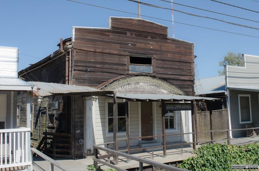 Old house, Locke