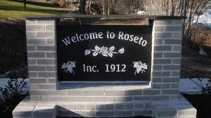 Welcome to Roseto, PA