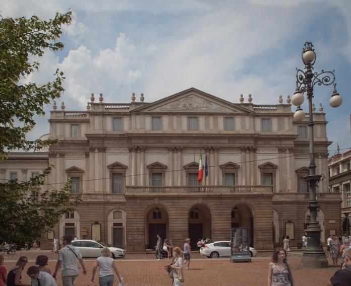 La Scala - Milano, Italy