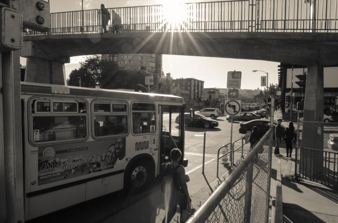 San Francisco daily life... San Francisco, CA