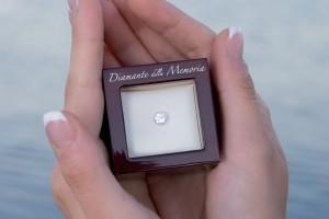 Diamante della Memoria creato da Algordanza