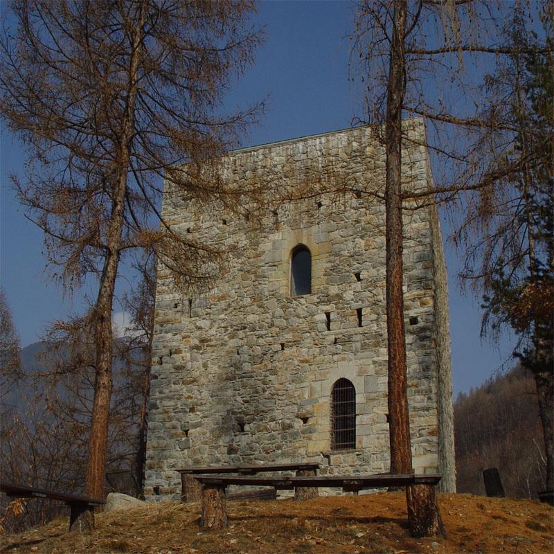 Torre di Castionetto, Valtellina