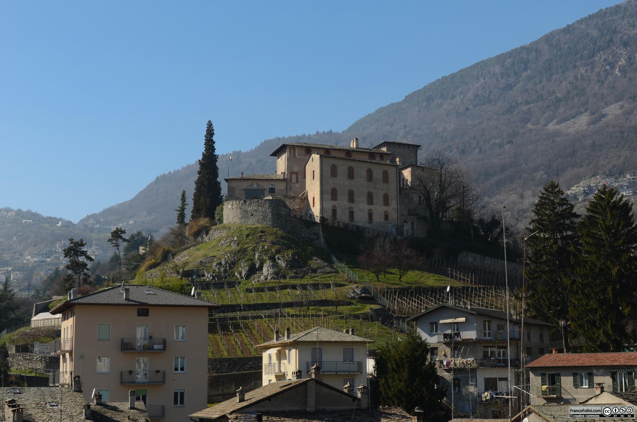 Castel Masegra, Sondrio