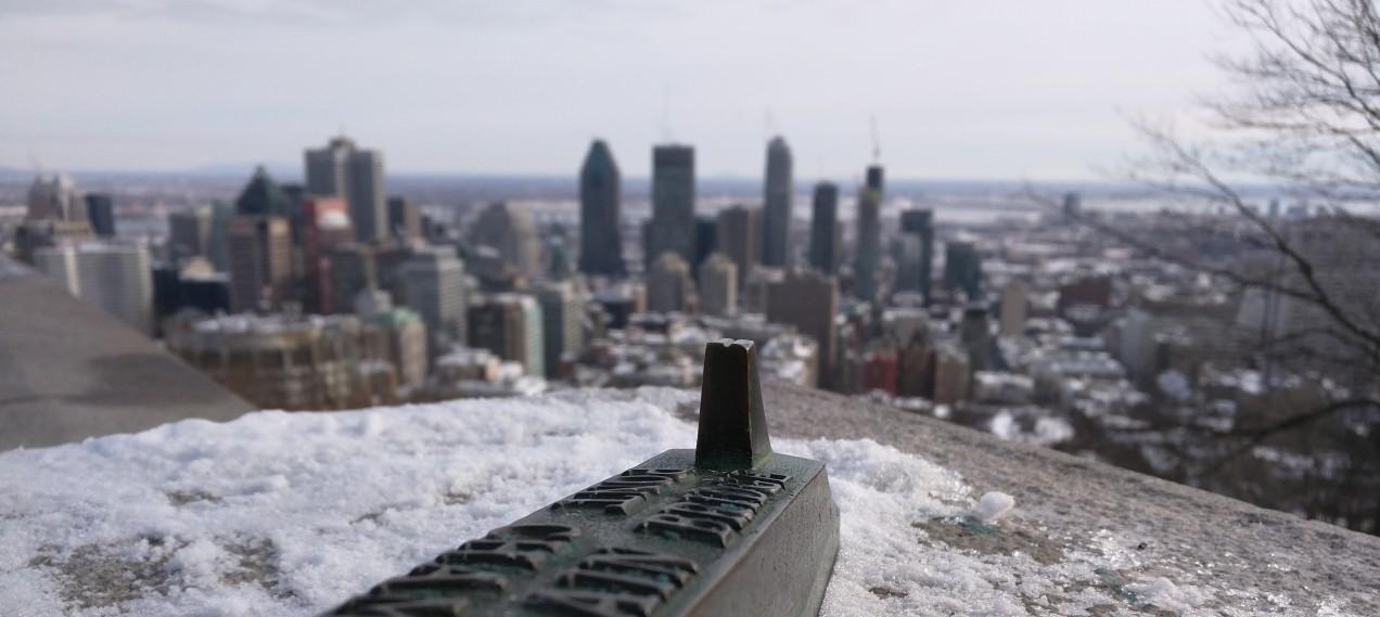 Vista della citta