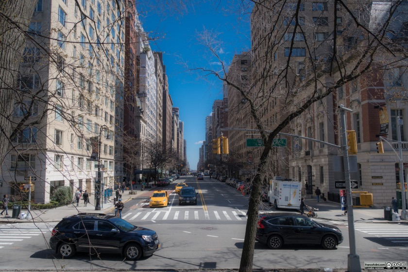 5th Ave at East 86th Street, NYC
