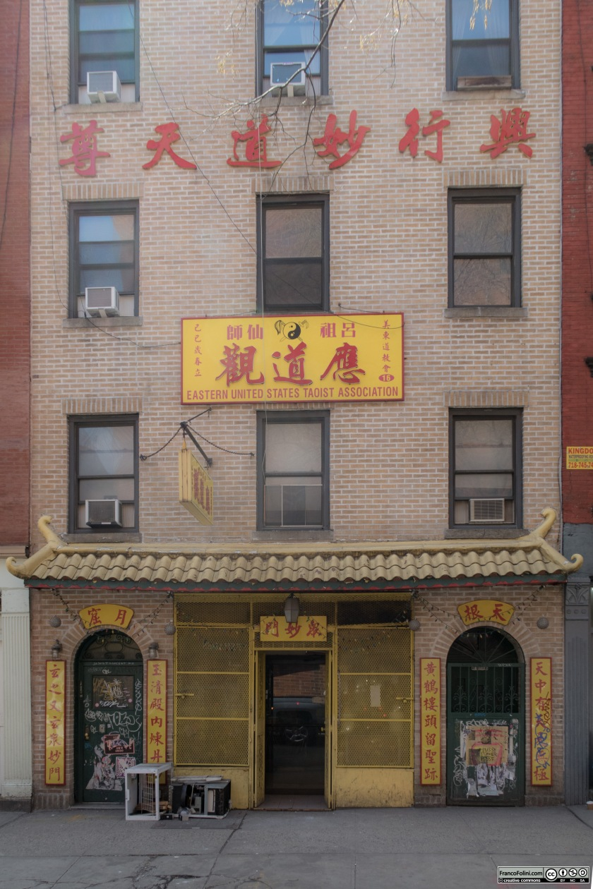 Eastern United States Taoist Association, NYC