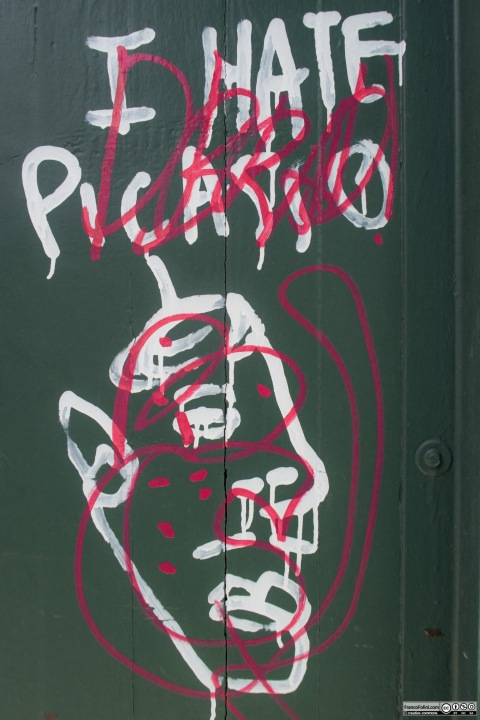 I hate Picasso