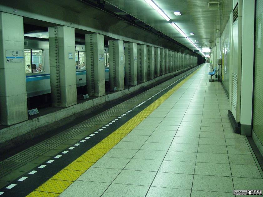 Tokyo: la metropolitana