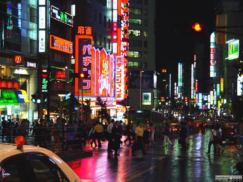 Tokyo: vita notturna
