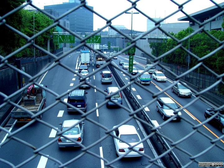 Tokyo: il traffico