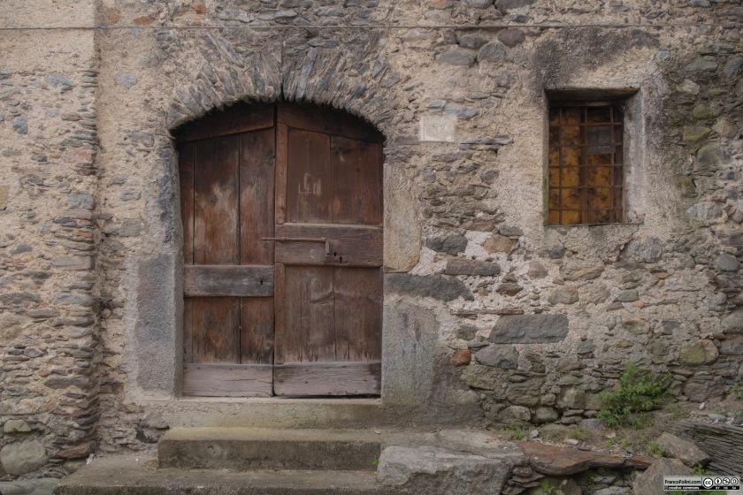 Angoli nascosti di Chiuro: antica casa contadina