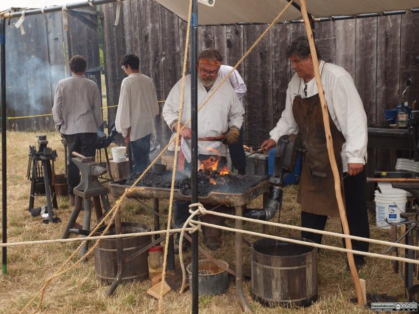 Fort Ross: rievocazione storica della vita del forte e del villaggio russo che sis tiene ogni anno alla fine di luglio.