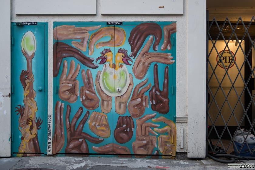 Murale a Petaluma