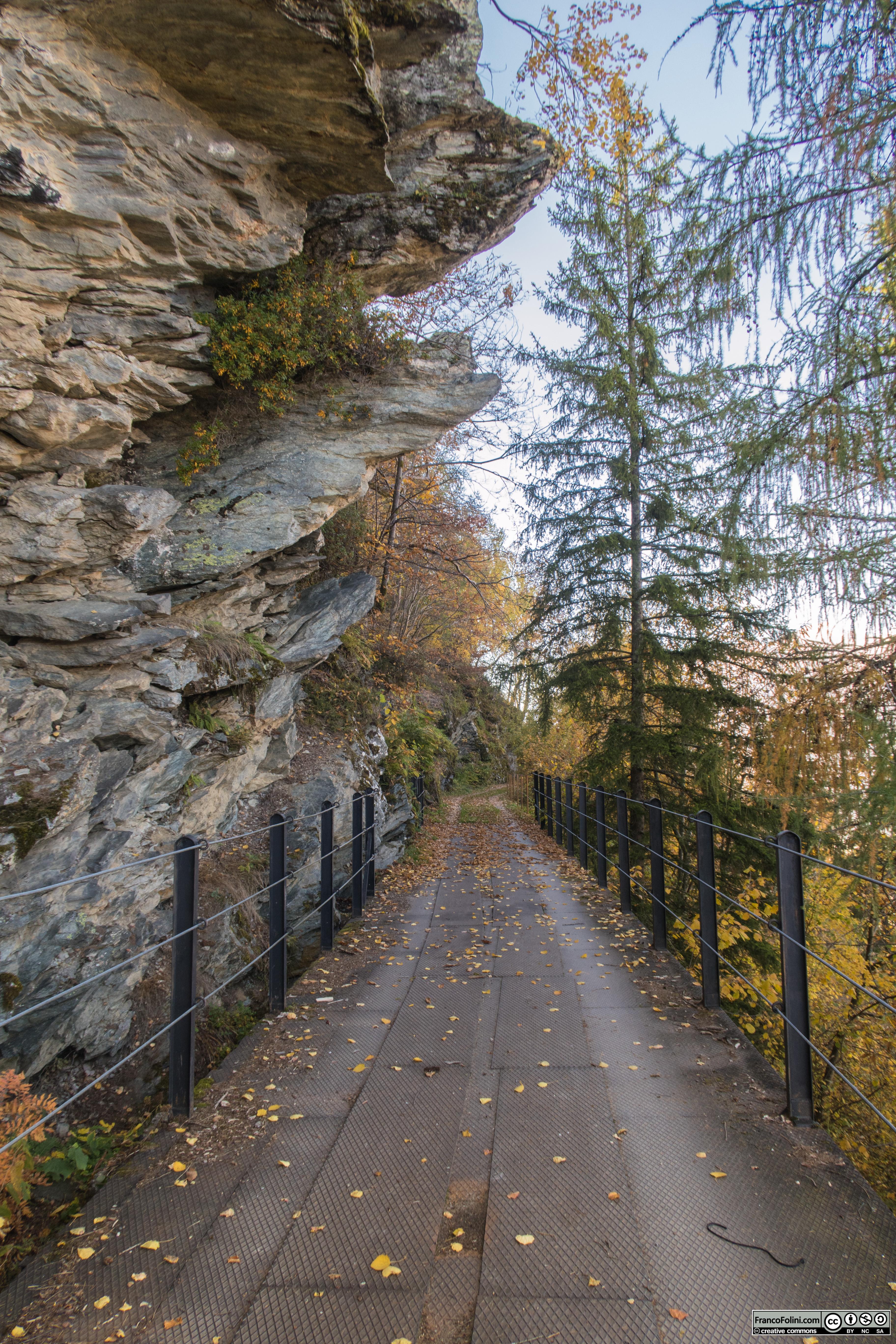 In  bicicletta alla scoperta della decauville Arigna-Vedello nel Parco delle Orobie Valtellinesi