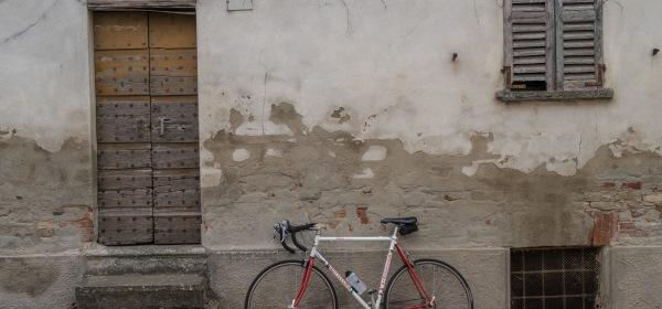 Vecchia casa nel centro di Montalto Pavese.