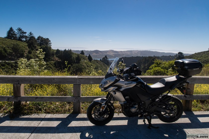 Vista Sulla Silicon Valley da Upper Crystal Spring Reservoir Vista Point