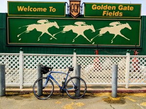Golden Gate Fields, Horse Racing Track, Berkeley, CA