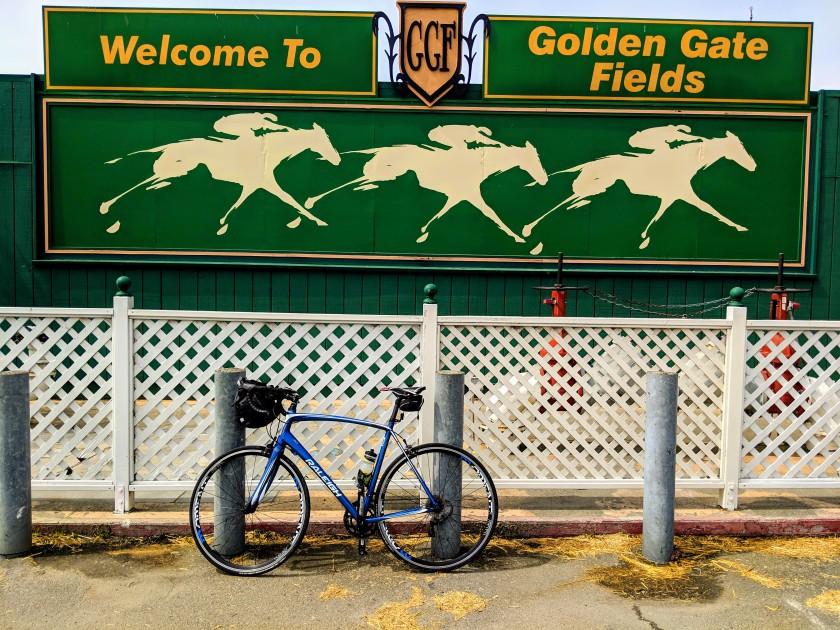 Golden Gate Fields, Horse Racing Track, Berkeley, CA