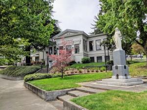 Public Library, Ashland, OR