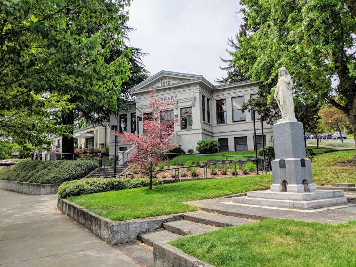 Public Library, Ashland, OR