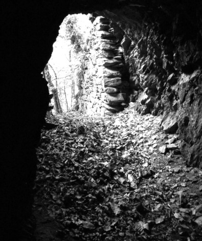The cave I discovered as a kid is just a couple of miles from my home. Only later did I learn that the cave is not very old. The Nazi dug it in 1944-45. It was part of a project to create a military stronghold to protect the retreat of German troops crossing the valley while going back to Germany. Luckily, it was never used because of the sudden capitulation of the Italian front in late April 1945.