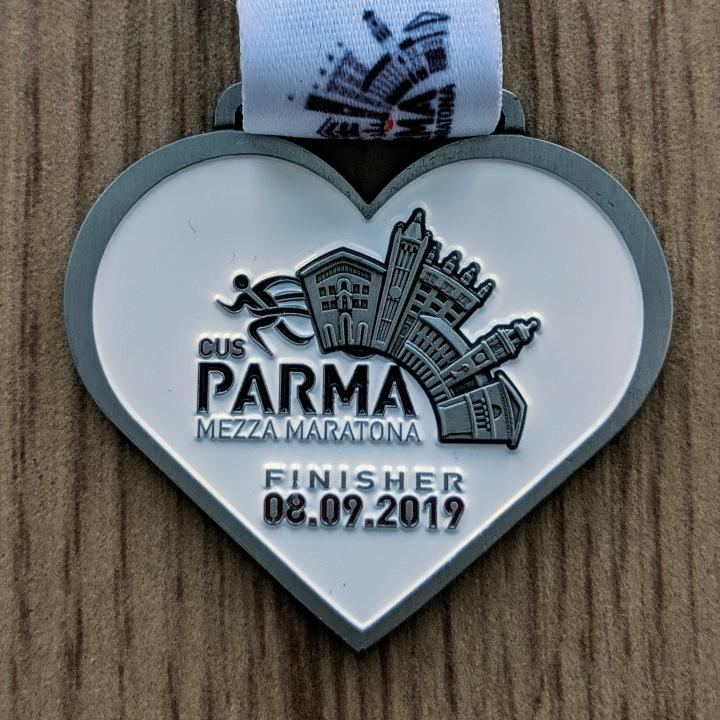 Parma Half-Marathon 2019
