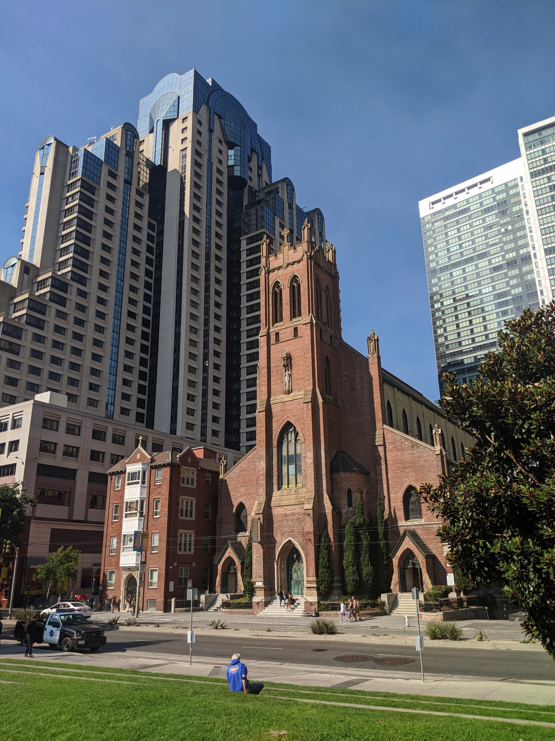 St. Patrick Church, San Francisco
