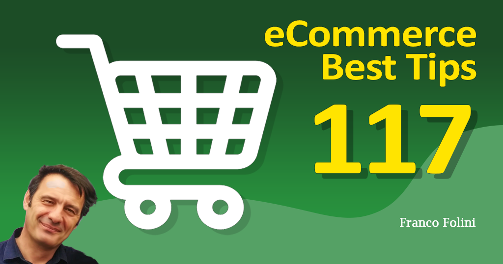 Best eCommerce Tip #117