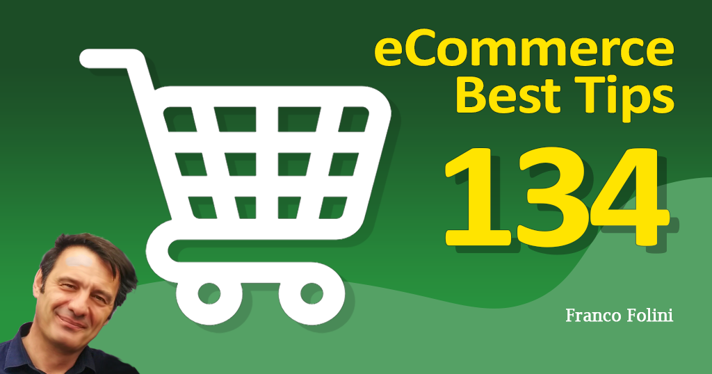 Best eCommerce Tip #134: get the most from the search bar