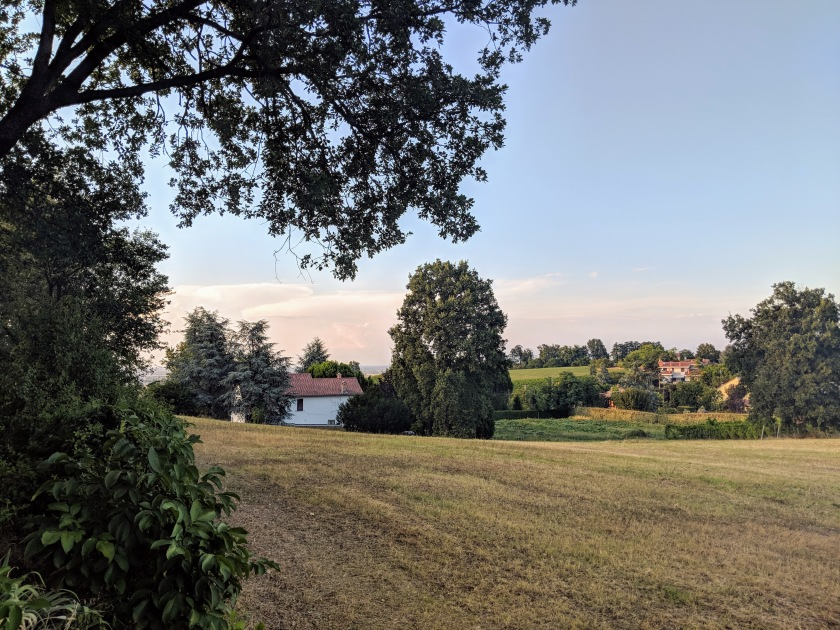 Tutte le mie escursioni podistiche hanno come base l'abitato di Mairano, una piccola frazione di Casteggio nell'oltrepo Pavese.