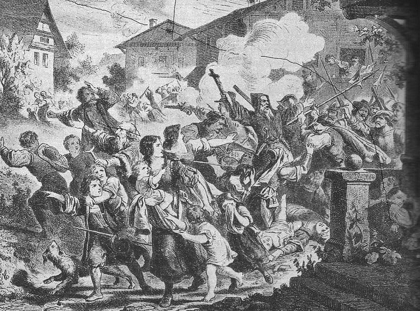 4 secoli dopo il Sacro Macello di Valtellina (1620)